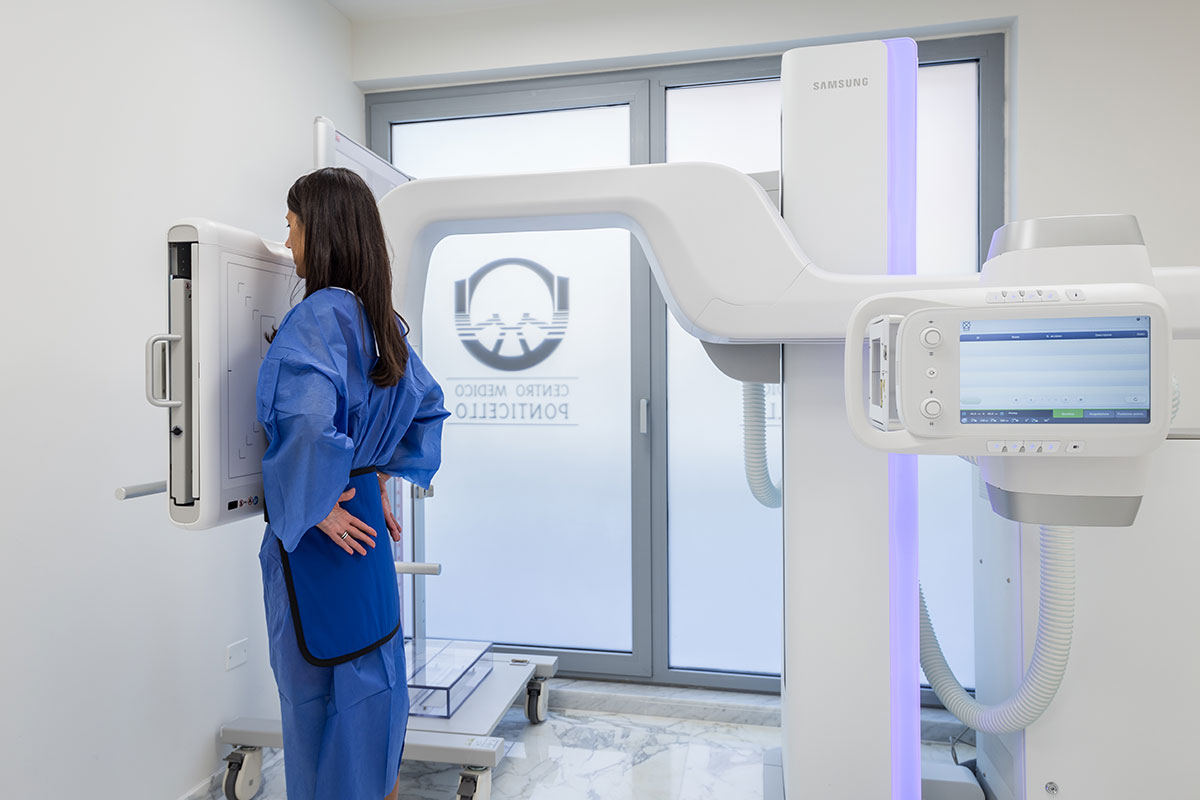 Centro diagnostico radiografia massa for Berti arredamenti srl massa ms